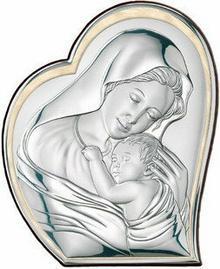 Valenti & Co Obrazek Matka Boska z dzieciątkiem - (VL#81051oro)