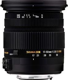Sigma 17-50mm f/2.8 EX DC OS HSM Sony