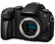 Panasonic Lumix DMC-G81EG-K body