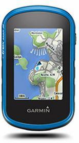 Garmin eTrex Touch 25 GPS Europa Wschodnia niebieski