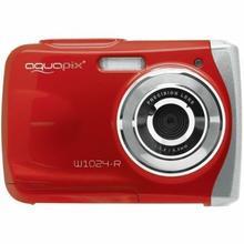 Easypix AquaPIX W1024 czerwony