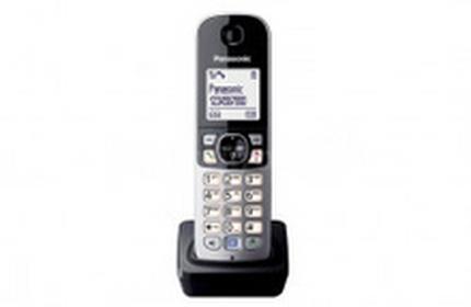 Panasonic KX-TGA681FXB czarna