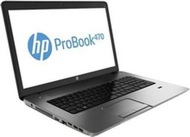 "HPProBook 470 G2 K9J36EA 17,3\"", Core i7 2,4GHz, 8GB RAM, 1000GB HDD (K9J36EA)"