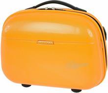 Puccini PCQM005 kuferek / kosmetyczka - pomarańczowy PCQM005 9