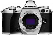 Olympus OM-D E-M5 Mark II body 3D srebrny