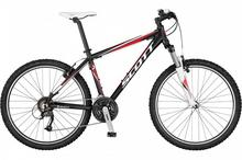 Scott Aspect 50 2012 czarno-czerwony
