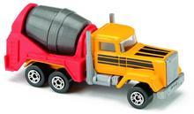 Majorette Simba Pojazd budowlany betoniarka 21 205 7280_B