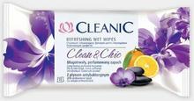 Cleanic Chusteczki odświeżające CLEAN & CHIC