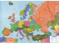 B2B Partner Europa - mapa polityczna 173009