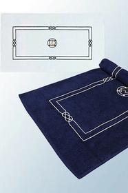 Soft Cotton Dywanik łazienkowy MARINE 50x90 cm Ciemnoniebieski 8168