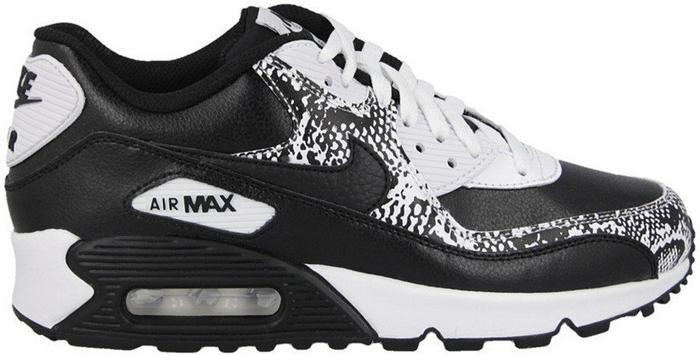 nike air max czarno białe damskie
