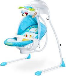 Caretero Bugies Blue huśtawka niemowlęca