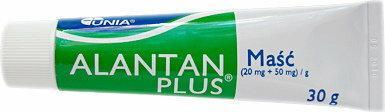 Unia Alantan Plus 30 g