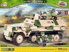 Cobi 2472 Sd.Kfz.251/10 Ausf.C C.2472
