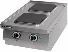 Lozamet Kuchnia elektryczna 2-płytowa (płyty kwadratowe) (linia 650) LEH.210