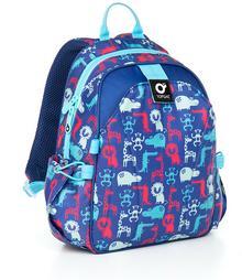 Topgal Plecak do przedszkola CHI 839 D - Blue