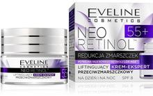 Eveline Neo Retinol 55+ krem na dzień i na noc, 50 ml