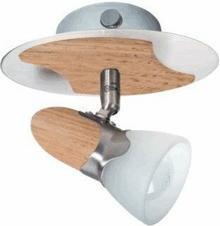 Markslojd SVALA Reflektor pojedynczy dąb 184658-496712 Orzech 184640-496722