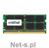 Crucial memory SO D3 10664GB C7 MAC, 1x4GB