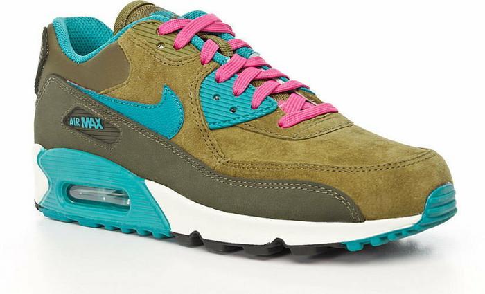 promo code ee78c c64e1 Nike Air Max 90 Lthr 768887-300 wielokolorowe