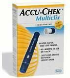 Roche Accu-Check Multiclix 204szt.
