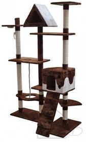 Drapak dla kota 180 cm Drzewko Legowisko sizal V_122051262