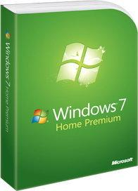 Microsoft Windows 7 Home Premium Upgrade polski