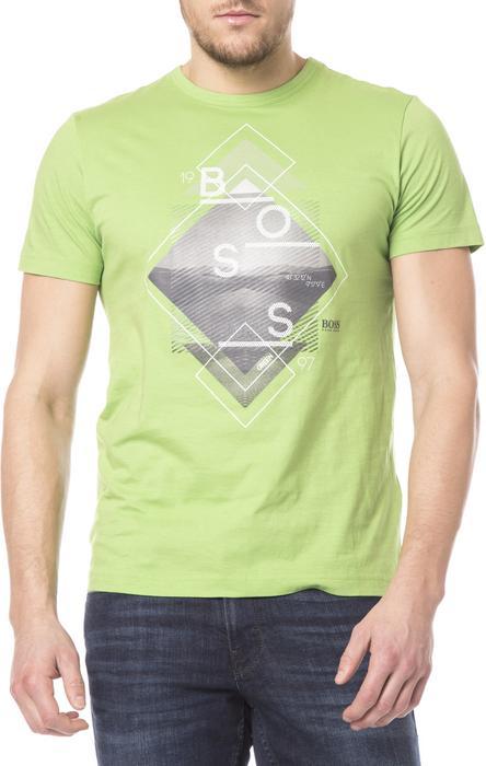 11c1c7743 Hugo Boss Green Tee 5 T-shirt Zielony L – ceny, dane techniczne ...