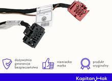 Westfalia Wiązka elektryczna WESTFALIA dedykowana - 7 pin - VW Caddy 4x4/4-motion wiazki_dedykowane-808-uniw