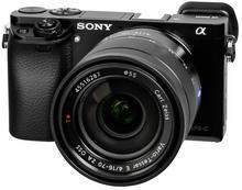 Sony A6000 + 16-70 kit czarny