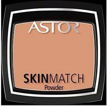 Astor Skin Match Powder prasowany 300 Beige