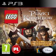 LEGO Piraci z Karaibów PS3