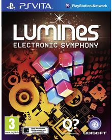 Lumines: Electronic Symphony PS Vita