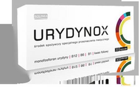 Sollinea Urydynox 30 szt.