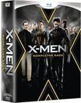 X-Men kolekcja 5 filmów (Blu-ray)