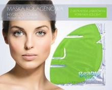 Beauty Face Poprawiająca koloryt skóry maska kolagenowa z ekstraktem jabłkowym 1szt.