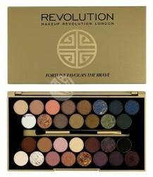 Makeup Revolution Makeup Revolution Fortune Favours the Brave paleta 30 cieni