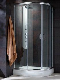 Radaway Premium Plus E 100x80 szkło satinato 30491-01-02N