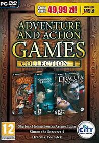 Adventure & Action Games Collection 1 PC