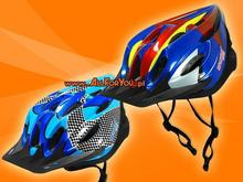 SPARTAN Kask rowerowy Helm Tour 307_NAVY/RED_L