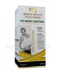 NOBLE HEALTH SP.O.O. NOBLE HEALTH FIT BODY CONTROL - 50 kaps. 3157321