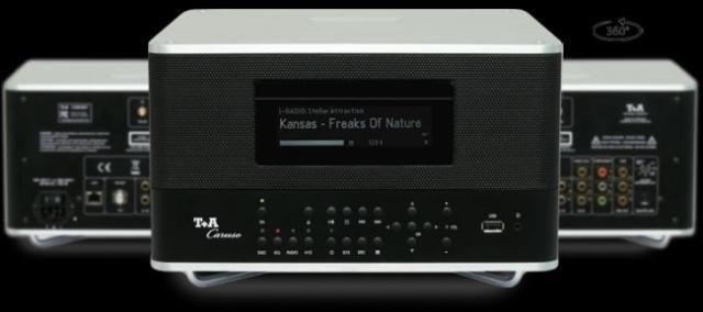 T+A Caruso Hi-fi System/Radio