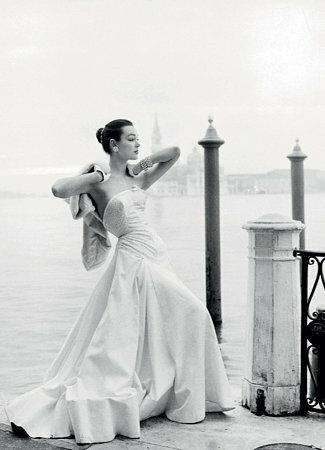 Suknia ślubna - Obraz, reprodukcja