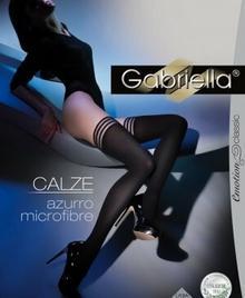 Gabriella Calze Azurro 216