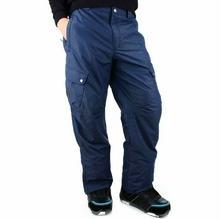 Funstorm Spodnie - Falbo granatowy (15)