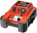 Opinie o Black & Decker Urządzenie rozruchowe booster BDJS450I 70106 Prąd rozruchowy 12V) 450 A 17 Ah Kompresor