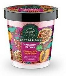 Organic Shop Scrub do Ciała Owocowe Letnie Lody 450ml