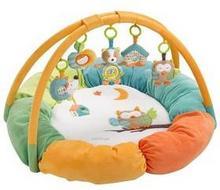 Fehn Mata edukacyjna dla dzieci Baby Forest activity plyąová