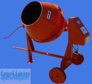 BELLE Profesjonalna betoniarka jednofazowa marki model: BWE-200KJ