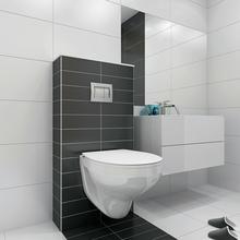 Roca Przycisk WC Active 3/6 l chrom polerowany